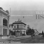 Post Office, Municipal Chambers