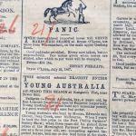 Warrnambool Examiner 1870s 1